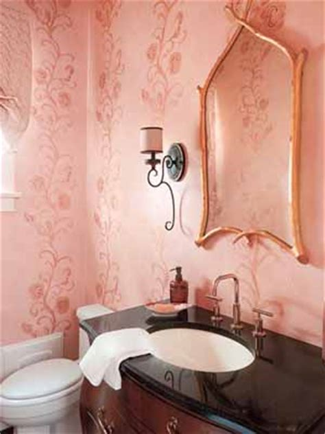 pink and black bathroom ideas stylish bathroom decorating ideas soft pink walls