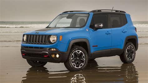 jeep renegade light blue first drive 2015 jeep renegade