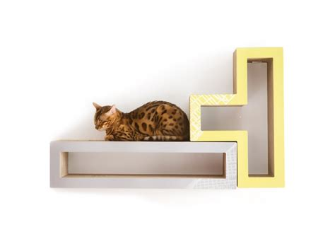 katris cat tree bookshelf cat scratcher coffee table