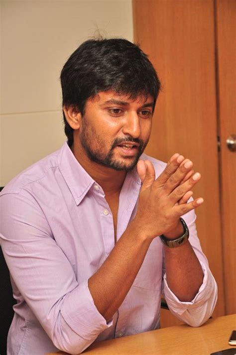 actor nani telugu actor nani exclusive stills connecting kerala