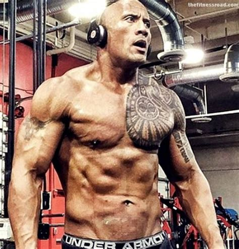 rock bodi dwayne johnson hercules wallpaper