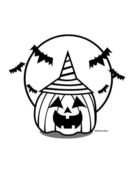 printable picture of jack o lantern cartoon jack o lantern coloring home