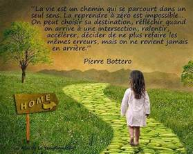 citations sur le chemin de images