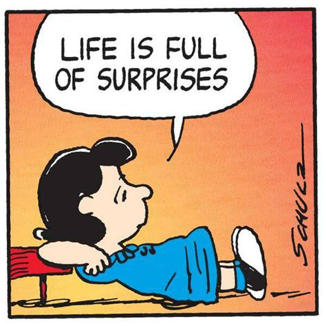 life is full of surprises quotes like success