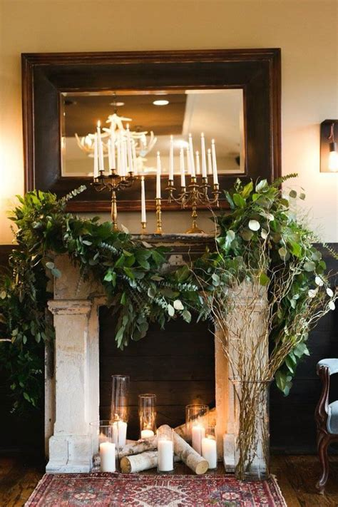 winter wedding arches  altars   inspired
