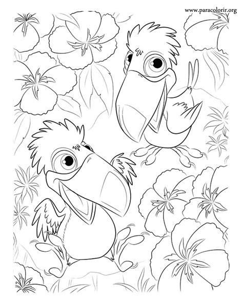 coloring page toucan toucan coloring page coloring home