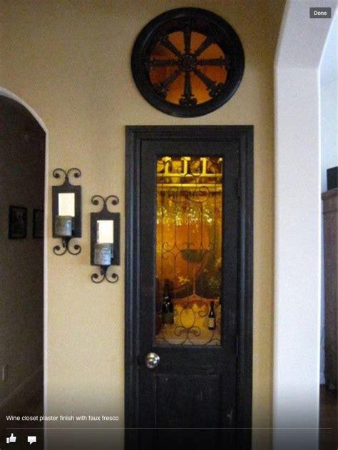 wine closet doors wine closet luxe faux custom decorative finishes