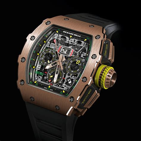 Richard Mille Rm 11 Jam Tangan Branded the next generation richard mille rm 11 03 automatic