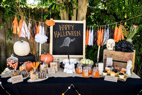 halloween party decoration ideas 18 halloween birthday party ideas to plan a perfect one