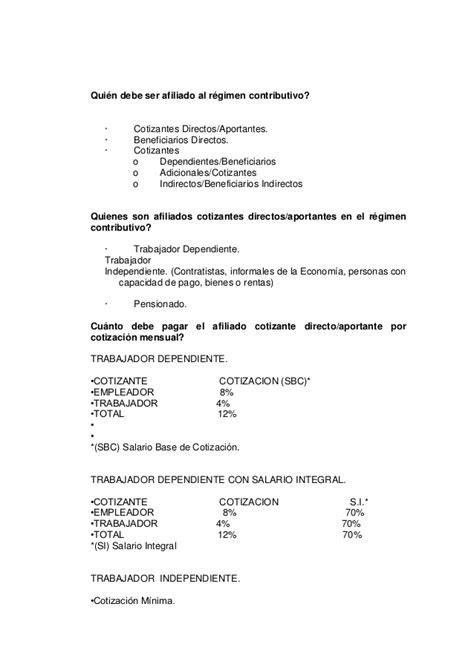 porcentaje de aporte pension colombia 2016 aporte salud colombia 2016 newhairstylesformen2014 com