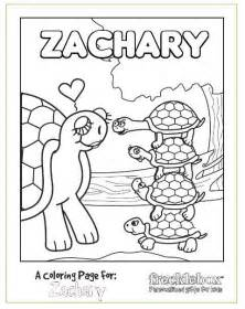 free personalized coloring pages for savings