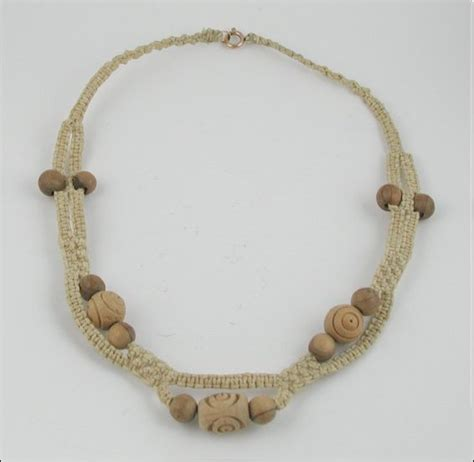 Images Of Macrame - macrame necklace images