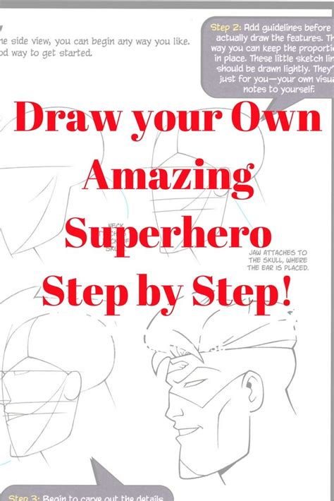 Simplified Anatomy For The Comic Book Artist 12 best tutorials for you to try images on to draw comic books and comics