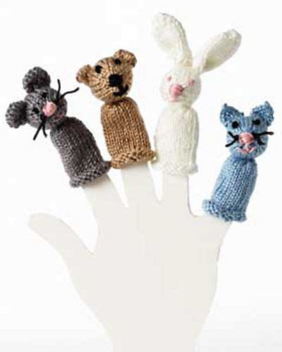 knitted finger puppets patterns free free finger puppet pattern crochet
