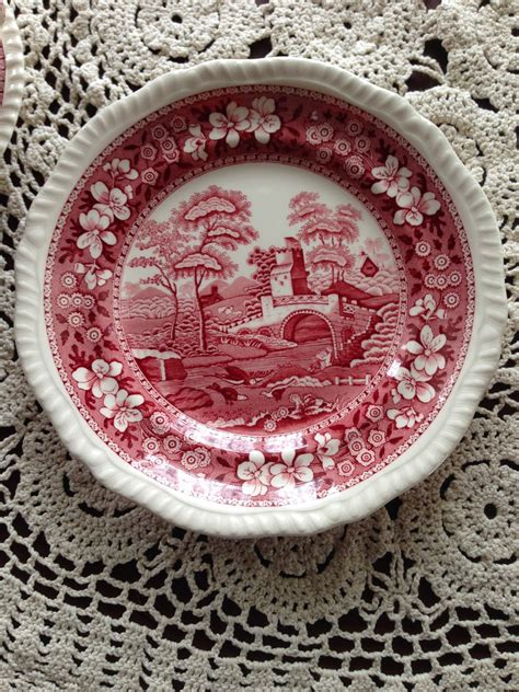 Spde Pink carolinajewel s table spode pink tower china and the