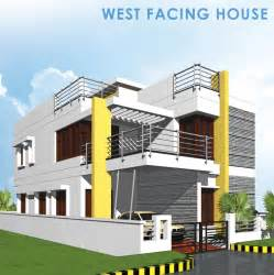 Facing House by Floor Plans Maa Villas Miyapur Hyderabad Residential