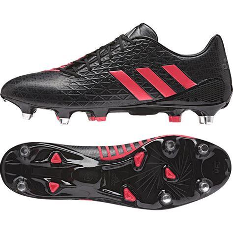 adidas predator malice soft ground rugby boots black