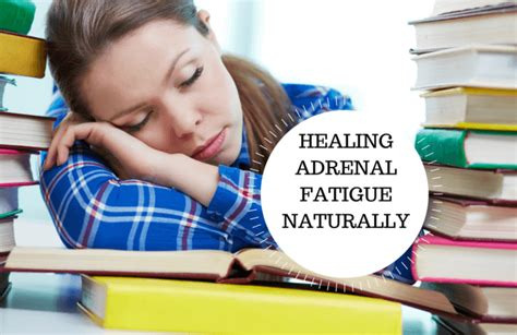 23 useful home remedies for adrenal fatigue