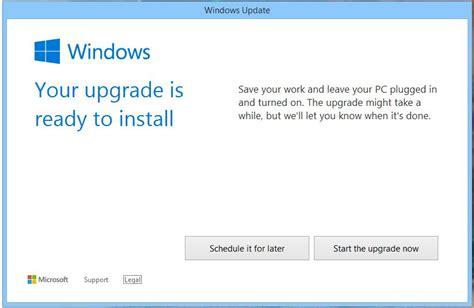 install windows 10 notification windows 10 upgrade notification microsoft community