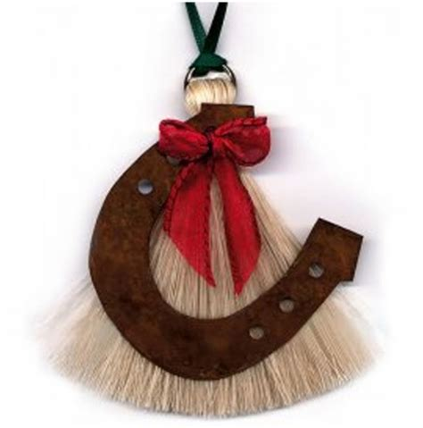 horseshoe ornaments cowboy collectibles hair horseshoe ornaments ornaments at tohtc