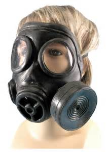 halloween mask and costumes military style gas mask