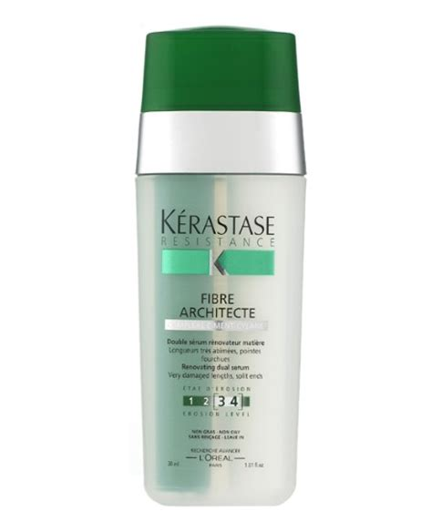 Serum Kerastase kerastase fibre architecte hair serum review www