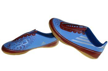 Sepatu Bola Uno Adidas F50 Anak Biru Kios Sepatu