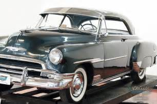 1951 chevrolet bel air classic enterprises