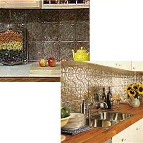 pressed tin tins and kitchen backsplash on pinterest