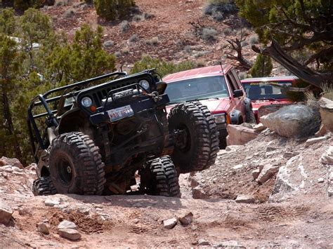 Best Jeep Trails In Moab Flat Iron Mesa Trail Photo Gallery Ejs Moab 2010