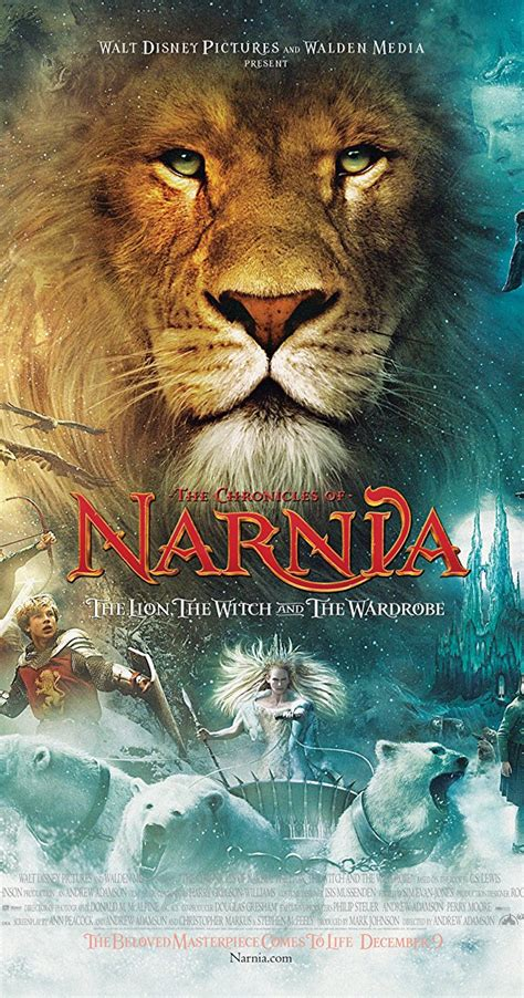 film genre narnia the chronicles of narnia the lion the witch and the