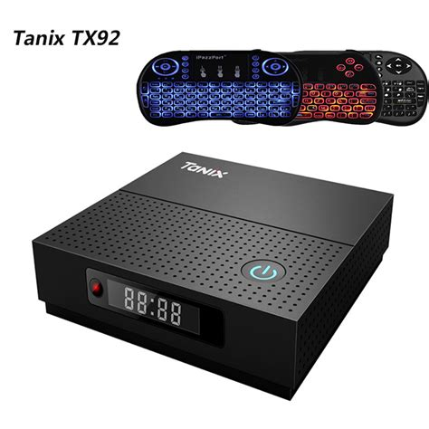 tanix tx92 tv box amlogic s912 tv box octa cpu