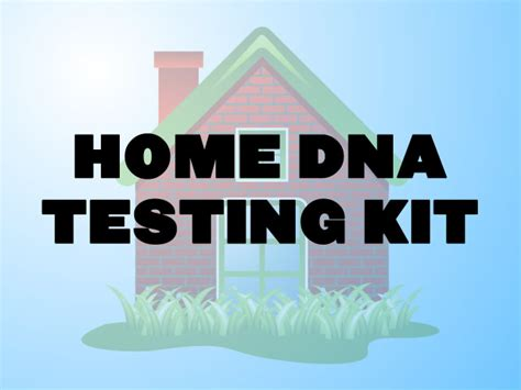 at home dna test kits 28 images identigene home