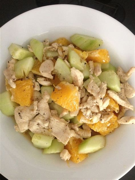 Detox Chicken Salad Recipe by Hcg Diet Recipe Delish Asian Inspired Chicken Salad
