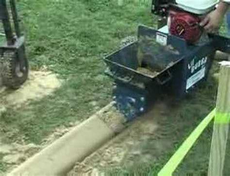 landscape curbing machine curbing machine