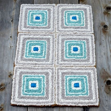crazy about these colors and textures thread pinterest locker hooking a rug with varied textures color crazy