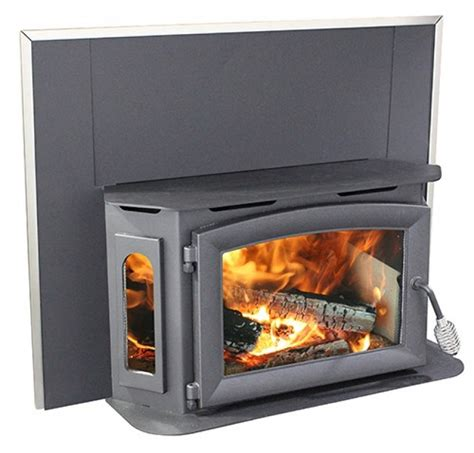 Replace Gas Fireplace With Pellet Stove by Sw1801 Wood Stove Insert Energy Resources