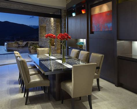 Contemporary Dining Rooms Contemporary Dining Room Decosee