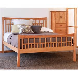 exploring mission style bedroom furniture vermont woods
