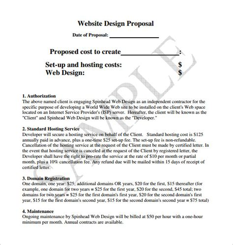 website design proposal exle interior design proposal sle pdf brokeasshome com
