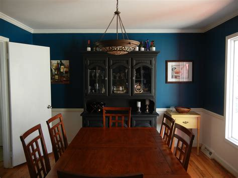 Teal Dining Room | teal trance my new dining room