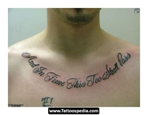 life quotes tattoos for men quotes about with tattoos quotesgram