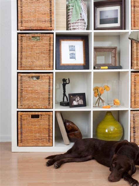 maximize space tv wall maximize small space storage hgtv