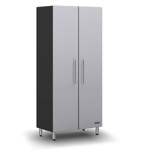 Metal Kitchen Storage Cabinets Stand Alone Metal Storage Cabinet With Doors For Garage Of Astonishing Metal Garage Storage
