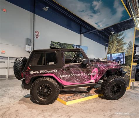 sema jeep for jeeps of sema 2016 gallery drivingline