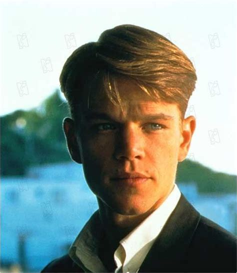 talented mr ripley matt damon matt damon in the talented mr ripley matt damon