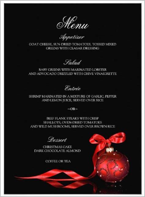 8 Dinner Party Menu Templates Psd Ai Free Premium Templates Dinner Menu Template Free