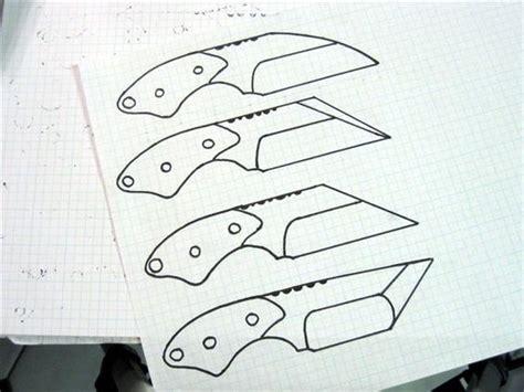 knife pattern drawings image gallery knife designs patterns drawings