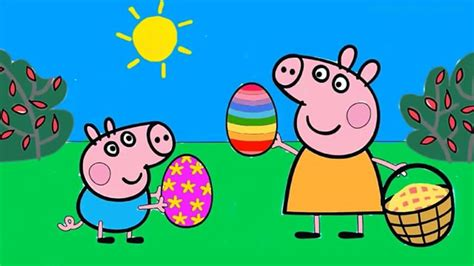 peppa pig colouring in coloring europe travel guides