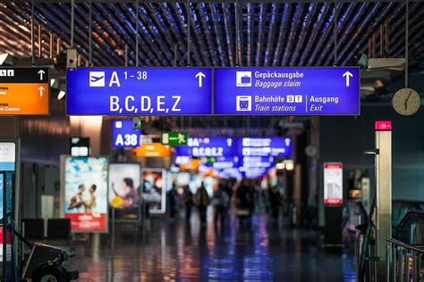 ou center travel desk frankfurt airport officials say it needs a third runway to